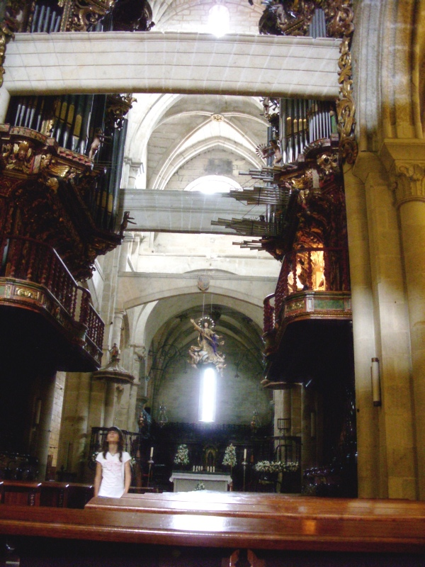 Interieur Catedral